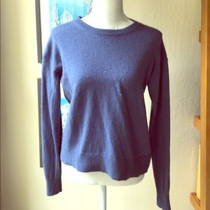 Vince wool cashmere blend sweater size S